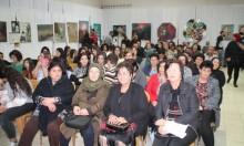 """البعنة: مشاركة واسعة في مهرجان """"ربيع المرأة والأرض"""""""