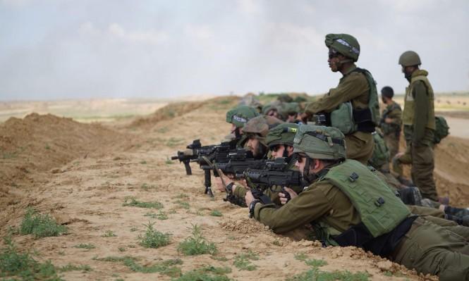الاحتلال يبقي على أوامر فتح النار على حدود غزة