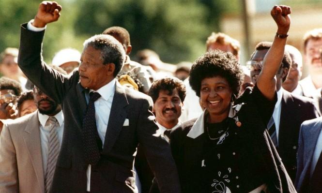 الموت يُغيّب ويني منديلا لتلحق بزوجها السابق نيلسون مانديلا