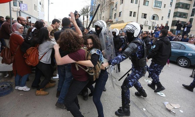 أمن السلطة يواصل ملاحقة الحركة الطلابية بجامعات الضفة