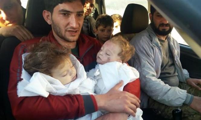 خان شيخون السورية رهينة ذكريات مجزرة الكيميائي