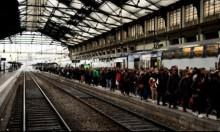 """فرنسا: """"ثلاثاء أسود"""" يشل حركة القطارات"""