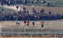 منظمة حقوقية: قتل متظاهري غزة عمل مدروس وغير مشروع
