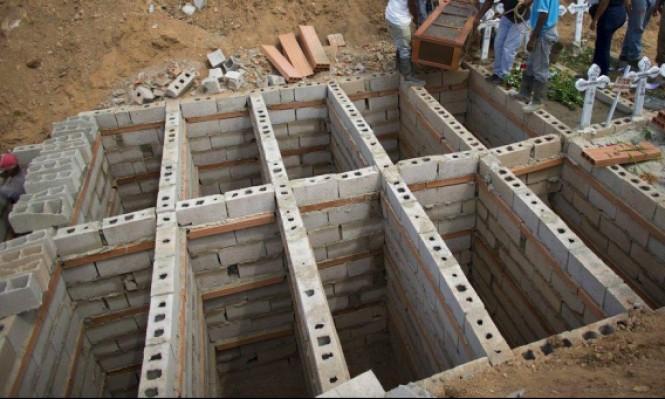 اكتشاف مقبرة جماعية  وسط مالي