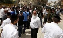 40 ألف مستوطن بالحرم الإبراهيمي والاحتلال يحول الخليل لثكنة عسكرية