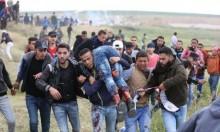 الاحتلال يحقق مع نفسه في سقوط شهداء مسيرة العودة