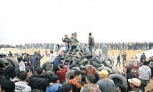 """غزة تستعد لـ""""جمعة الكاوتشوك"""" والداخلية تصدر تعليمات للمشاركين"""