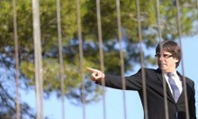 محكمة ألمانية ترفض تسليم زعيم كاتالونيا وتحرره بشروط