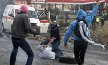 وحدة المستعربين تعتدي على فلسطينيين في القدس