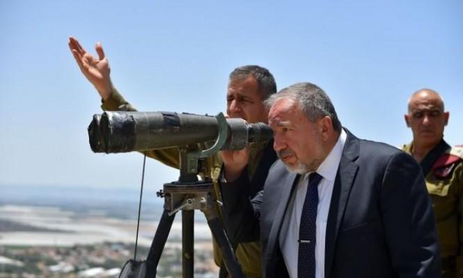 """ليبرمان يهدد غزة بمجزرة جديدة وبقمع """"جمعة الكاوتشوك"""""""