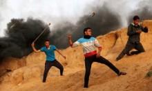 """""""جمعة الكاوتشوك"""": استشهاد شاب من جباليا متأثرا بإصابته برصاص الاحتلال"""