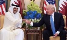 ترامب يستقبل أمير قطر الثلاثاء المقبل في واشنطن