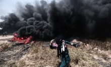 قطاع غزة: خان يونس تشيع جثمان الشهيد قديح