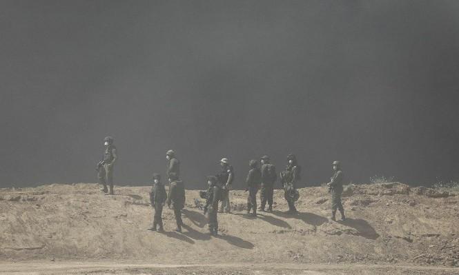 """""""جمعة الكاوتشوك"""": 8 شهداء و1070 إصابة في غزة"""