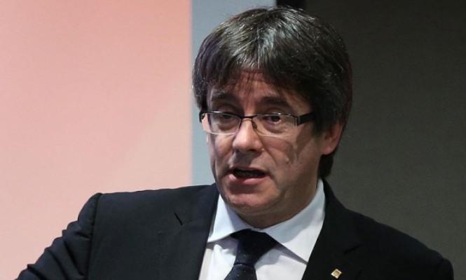 ألمانيا تفرج عن زعيم كاتالونيا السابق بغرامة وشروط