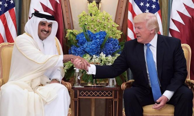 ترامب يستقبل أمير قطر الثلاثاء المقبل في واشنطن | أخبار عربية ودولية | عرب  48