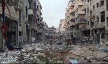 سورية: ارتفاع عدد ضحايا قصف دوما إلى 40