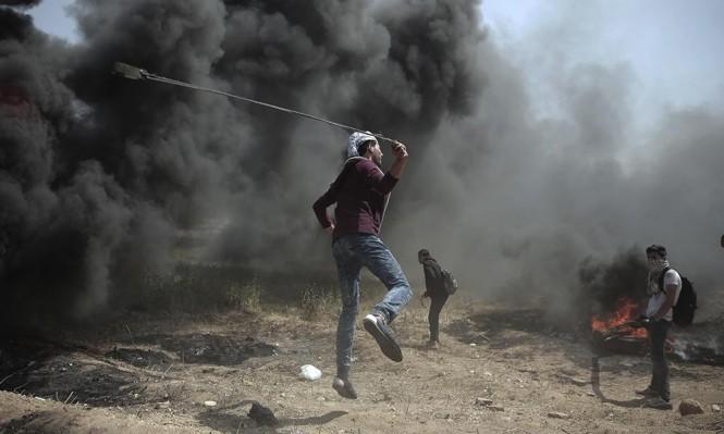 غزة: 31 شهيدا و2850 مصابا خلال مسيرة العودة الكبرى