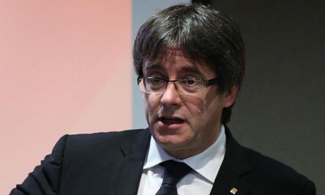 أعلن الزعيم الكاتالوني أنه مستعد لمفاوضة مدريد