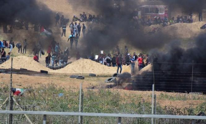 مصر تدين استخدام الاحتلال القوة المفرطة ضد الفلسطينيين