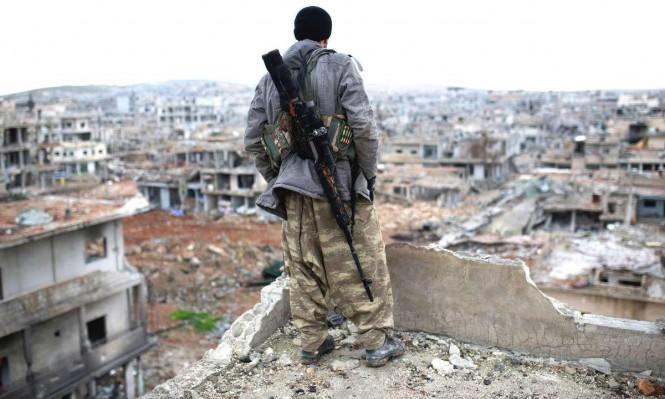 """""""داعش"""" جنوبي دمشق: إلى حدود إسرائيل أم حدود تركيا؟"""