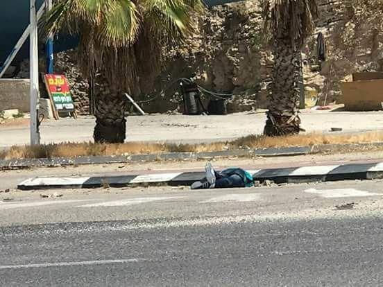 """إصابة فلسطيني بزعم محاولة الطعن قرب """"ميشور أدوميم"""""""