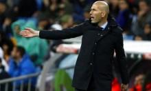 ريال مدريد يحدد مدربا لخلافة زيدان