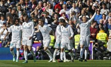 ديربي مدريد ينتهي بالتعادل الإيجابي