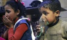 الاتحاد الأوروبي يطالب برد دولي عل هجوم الغوطة الكيميائي