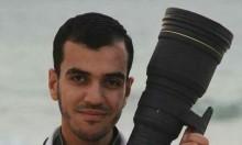 """""""إعلام"""" يدين استهداف الصحافيين بغزة وينعى الصحافي مرتجى"""
