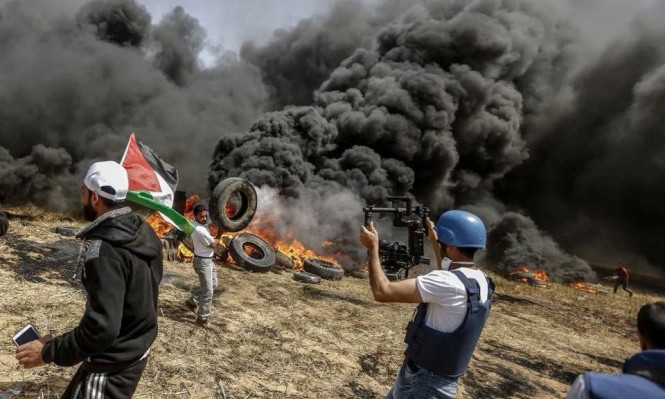 ليبرمان: لا أبرياء بغزة ومرتجى شغل طائرة مسيرة