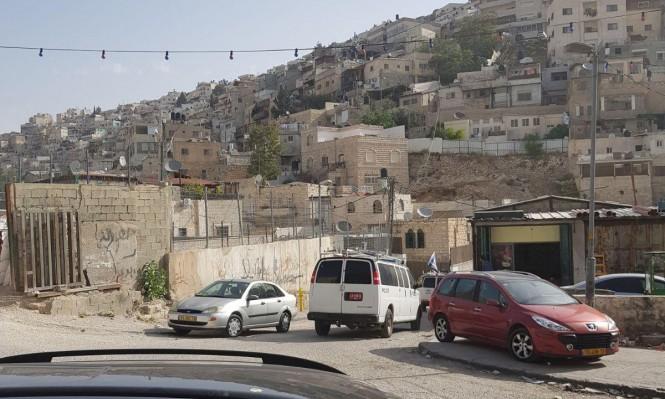 مستوطنون يستولون على منزلين بسلوان واعتقال 6 مقدسيين