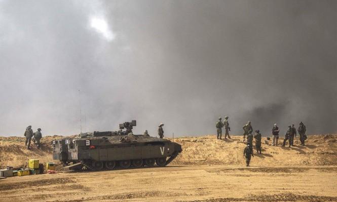 غزة: الاحتلال يزعم تفكيك عبوتين ناسفتين زرعتا شمالي القطاع