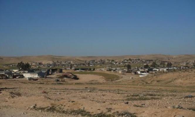 مصرع رضيع في إحدى القرى مسلوبة الاعتراف بالنقب