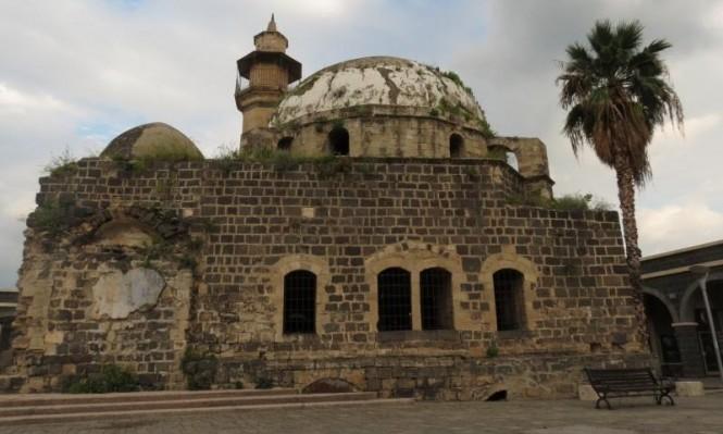 طبرية: مخطط لتحويل المسجد الزيداني لمكان تجاري وسياحي