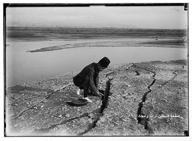 70 عاما على النكبة: كوارث طبيعية من الذاكرة الفلسطينية (14)
