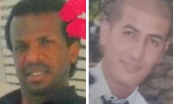 الرملة: مصرع ماجد أبو كف وسمير العبيد في حادث القطار