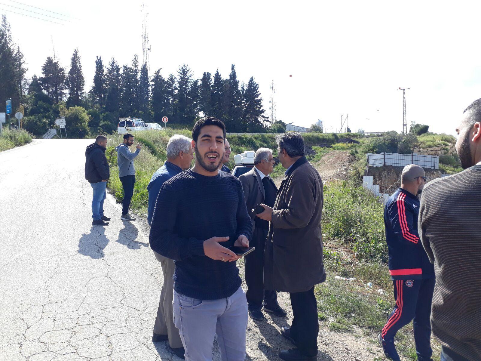 أم الفحم: العشرات يتجمعون تصديا لتظاهرة المتطرفين اليهود الاستفزازية