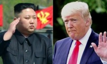 ترامب يعلن نيته لقاء جونغ أون الشهر القادم