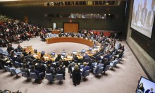 فيتو روسي ضد مشروع قرار بشأن استخدام الأسلحة الكيميائية بسورية