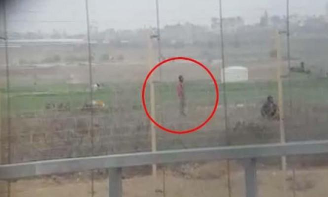 الاحتلال يحقق مع ذاته بتسريب فيديو قنص الشاب الفلسطيني