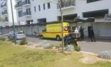 إصابة 6 عمال في يافا