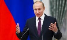 بوتين: الوضع مثير للقلق