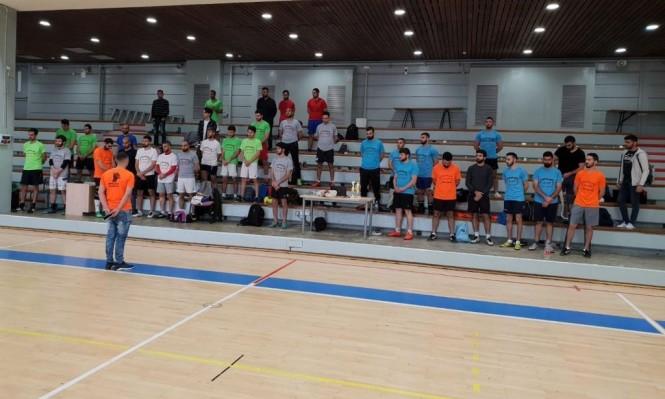 دوري كرة قدم للطلاب العرب في جامعة حيفا
