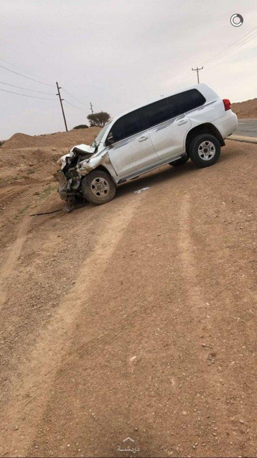 مصرع 9 فلسطينيين بينهم أطفال في حادث طرق بالسعودية