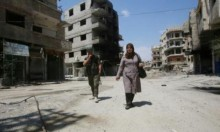الدمار لا يتيح لأهالي الغوطة الشرقية التعرف على منازلهم