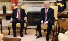 إردوغان وترامب يبحثان الأزمة في سورية