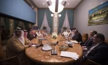 دول الحصار تعقد اجتماعًا قبل القمة العربية بالرياض