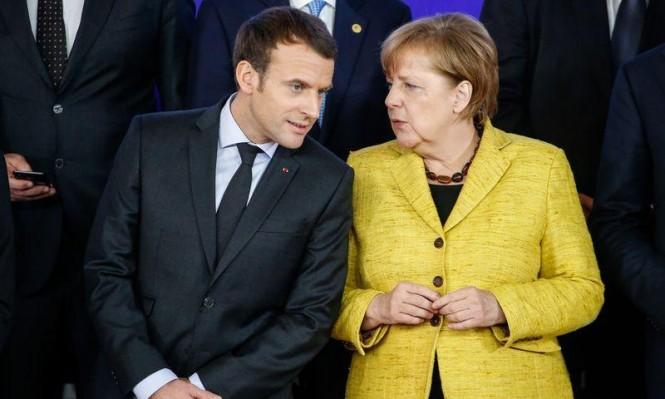 ألمانيا لن تشارك بضرب سورية وفرنسا تتحقق من المعلومات