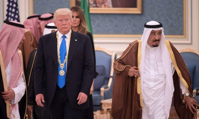 ترامب طالب السعودية إنهاء حصار قطر